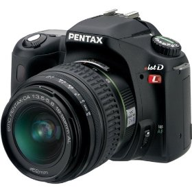 Pentax *istDL 6.1MP Digital SLR Camera with DA 18-55mm f3.5-5.6 AL Digital SLR Lens