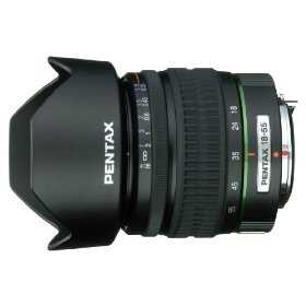Pentax DA 18-55mm f/3.5-5.6 AL Lens for Pentax and Samsung Digital SLR Cameras