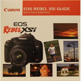 Rick Sammon's Guide to Using the Canon Digital Rebel XSi