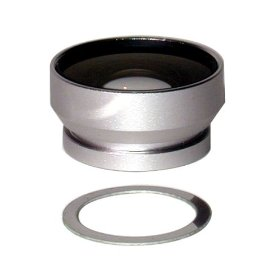 Sunpak CAM-2110 MagMount 0.5x Wide-Angle Conversion Lens (Large)