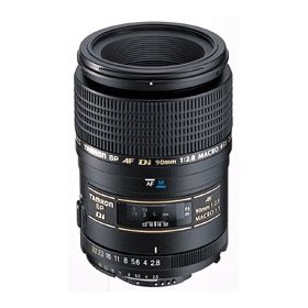 Tamron AF 90mm f/2.8 Di SP A/M 1:1 Macro Lens for Konica Minolta and Sony Digital SLR Cameras