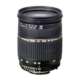 Tamron AF 28-75mm f/2.8 SP XR ZL Di LD Aspherical (IF) Lens for Pentax Digital SLR Cameras