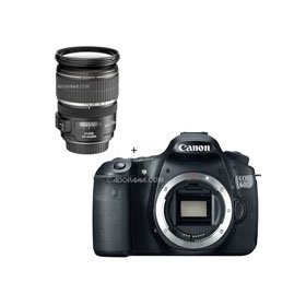 Canon EOS 60D Digital SLR Camera Body, with EF-S 17-55mm f/2.8 IS USM Ultra Wide Angle Zoom Lens