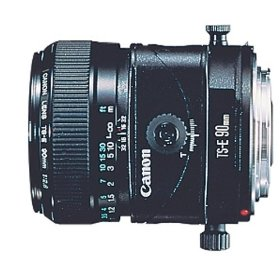 Canon TS-E 90mm f/2.8 Tilt Shift Lens for Canon SLR Cameras