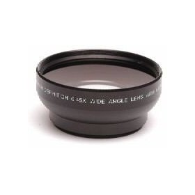 High Def. 52MM Wide Angle Lens Black