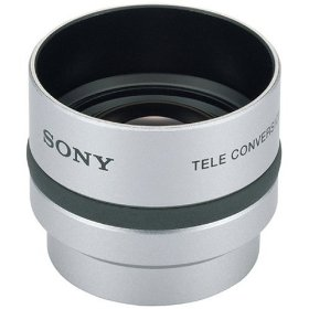Sony VCLDH1730 Telephoto Conversion Lens for Compatible Cybershot Digital Cameras