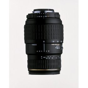 Sigma 70-300mm f/4-5.6 DG APO Macro Telephoto Zoom Lens for Nikon SLR Cameras
