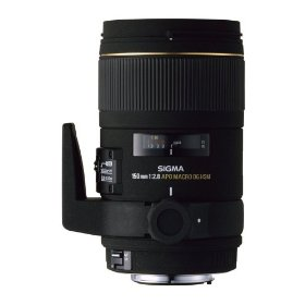 Sigma 150mm f/2.8 EX DG HSM APO HSM IF Macro Lens for Olympus and Panasonic SLR Cameras