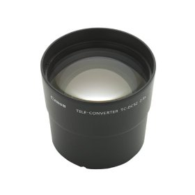 Canon TCDC52 2.4x Tele Conversion Lens for Powershot A10, A20, A40, A60, A70, A75 & A85