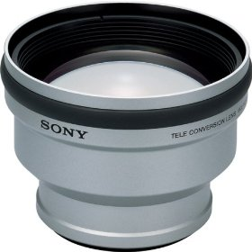 Sony VCLHGD1758 1.7x Telephoto Conversion Lens for DSCF717