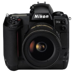 Nikon D1H - Digital camera - SLR - 2.7 Mpix - body only - supported memory: CF - black
