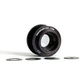 Lensbaby 2.0 Contax/Yashica Mount SLR Camera Lens (LB2CX)