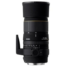 Sigma 135 400mm f/4.5-5.6 DG RF APO Aspherical Ultra Telephoto Zoom Lens for Canon SLR Cameras