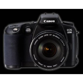 Canon EOS D30 3MP Digital SLR Camera (Body Only)