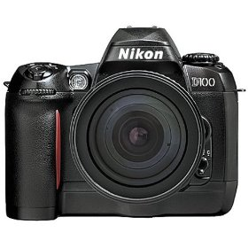 Nikon D100 6MP Digital SLR Camera