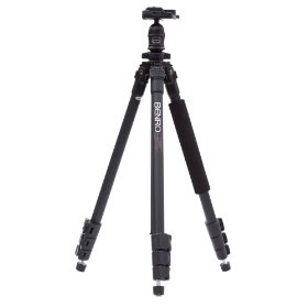 Benro A-150EXU Digital Tripod Kit (Black)