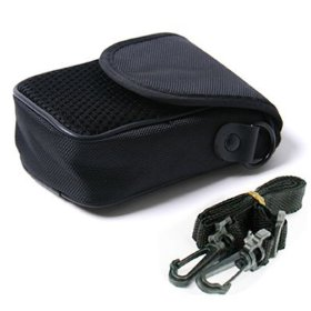 Universal Black Camera Case for Panasonic Lumix