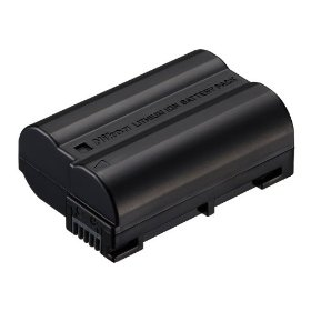 Nikon EN-EL15 Rechargeable Li-ion Battery for Nikon D7000 Digital SLR Camera
