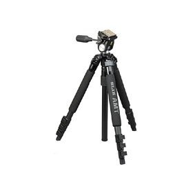 SLIK PRO 340 EZ Tripod Kit, with SH-707E Multi-Action Pan Head