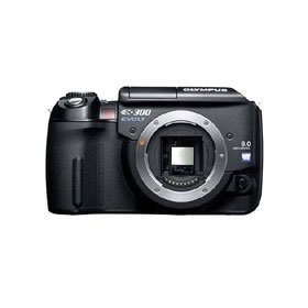 Olympus Evolt E300 8MP Digital SLR (Body Only)