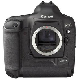 Canon EOS 1D Mark II N 8.2MP Digital SLR Camera (Body Only)