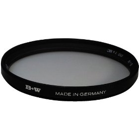 B+W 58mm UVA (Ultra Violet) Haze MRC Filter #010