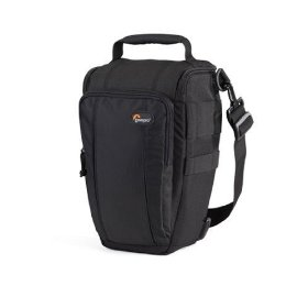 Lowepro Toploader Zoom 55 AW (Black)