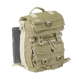 National Geographic NG 5162 Earth Explorer Medium Backpack