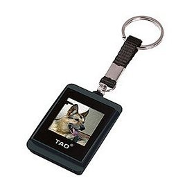 Tao 2009 80011-bla Digital Photo Key Chain (Black)