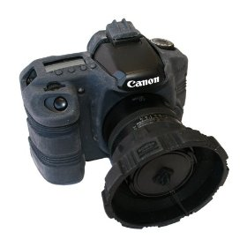 Camera Armor Protective Case for Canon 40D/50D (Black)
