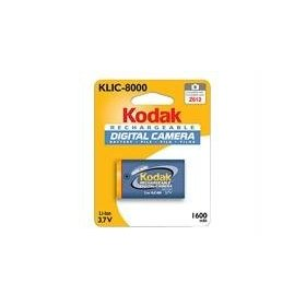 Kodak Li-Ion Rechargeable Battery/KLIC 8000
