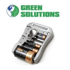 Green Solutions Universal Digital Battery Tester