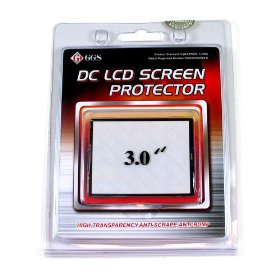 GGS Optical Glass LCD Screen Protector 3