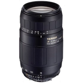 Tamron AF 75-300mm f/4.0-5.6 LD for Canon Digital SLR Cameras