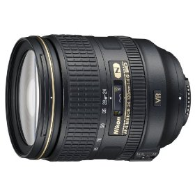 Nikon 24-120mm f/4G ED VR AF-S NIKKOR Lens for Nikon Digital SLR