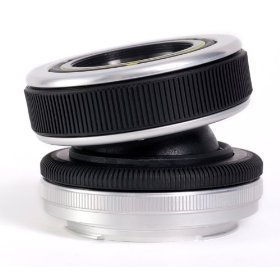 Lensbaby The Composer for Nikon F mount Digital SLR Cameras