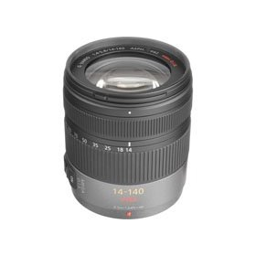Panasonic 14-140mm f/4.0-5.8 OIS Micro Four Thirds Lens for Panasonic Digital SLR Cameras