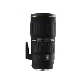 Sigma 70-200mm f/2.8 DG HSM II Macro Zoom Lens for Canon Digital SLR Cameras