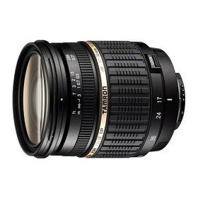 Tamron SP AF 17-50mm F/2.8 XR Di-II LD SP ZL Aspherical (IF) Zoom Lens with Built In Motor for Nikon Digital SLR