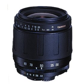 Tamron AF 28-80mm f/3.5-5.6 Aspherical Lens for Sony & Konica Minolta Digital SLR Cameras
