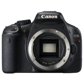 Canon EOS Kiss X4 (Import model like T2i / 550D) 18 MP CMOS APS-C Digital SLR Camera with 3 inch LCD (Body) Japan made