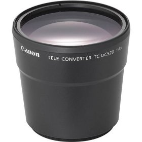 Canon TCDC52B Tele Converter Lens for PowerShot S1 IS