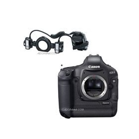 Canon EOS-1D MARK-IV Digital SLR Camera with MT-24EX, Macro Twin Lite Flash