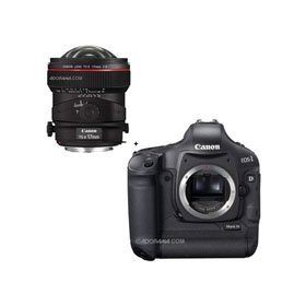 Canon EOS-1D MARK-IV Digital SLR Camera with TS-E 17mm f/4L Tilt-Shift Manual Focusing Lens