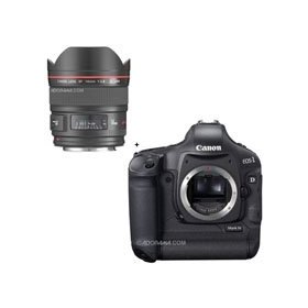 Canon EOS-1D MARK-IV Digital SLR Camera with EF 14mm f/2.8L II USM Wide Angle Lens