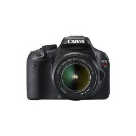 Canon EOS T2i Rebel SLR Digital Camera with Canon 18-55mm IS Lens and Canon 55-250mm IS Lens