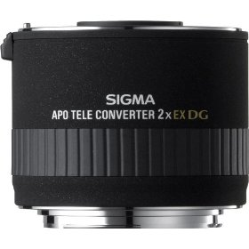Sigma APO Teleconverter 2x EX DG for Minolta and Sony Mount Lenses