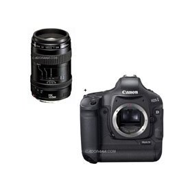 Canon EOS-1D MARK-IV Digital SLR Camera with EF 135mm f/2.8 Softfocus