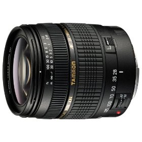 Tamron AF 28-200mm F/3.8-5.6 XR Di Aspherical (IF) Macro Zoom Lens for Nikon Digital SLR Cameras