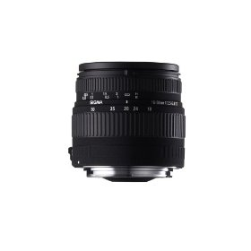 Sigma 18-50mm f/3.5-5.6 DC Aspherical Zoom Lens for Minolta and Sony Digital SLR Cameras